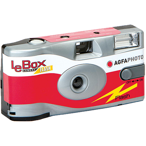 กล้องฟิล์ม AGFA Le Box