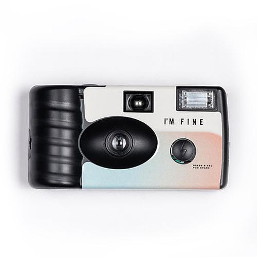 กล้องฟิล์ม IM Fine Single Use Camera ISO 200
