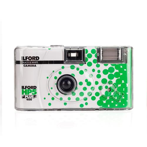 กล้องฟิล์ม Ilford BW HP5 Single Use